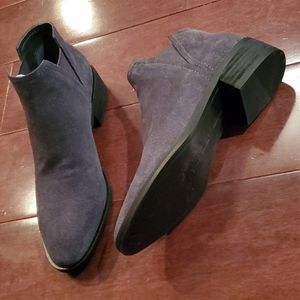 Dolce Vita Suede Ankle Boots Women's Size 7.5
